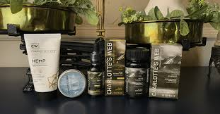 CBD Products in the Market