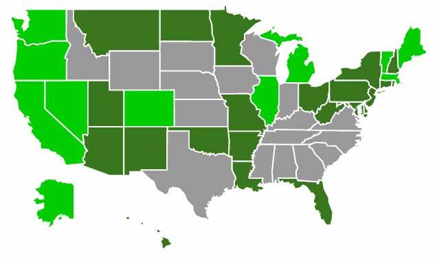 Legal Marijuana Industry
